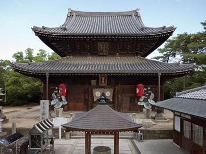 国重要文化財 金堂[江戸時代・1699年上棟]